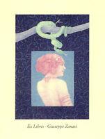 Ex Libris ,g. Grasso Fravega, Per Giuseppe Zanasi, Anni 2000 Splendido Perfetto - splendid - ebay.it