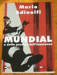 MUNDIAL-Libro-CD-Mario-Adinolfi-Perfetto-CD-mai-aperto-audiolibro