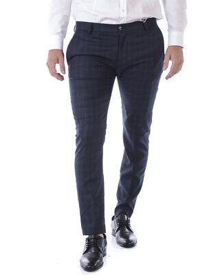 Daniele Alessandrini Jeans Trouser Man Blue P3002N2083706 23 Sz. 54 PUT OFFER