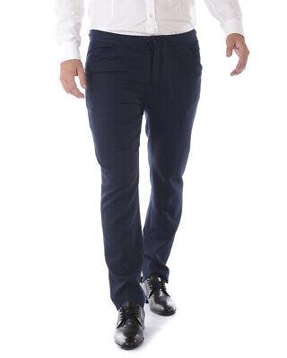 Daniele Alessandrini Jeans Trouser Man Blue P3464N8093705 23 Sz. 44 PUT OFFER