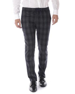 Daniele Alessandrini Jeans Trouser Man Blue P3480N7343705 23 Sz. 48 PUT OFFER