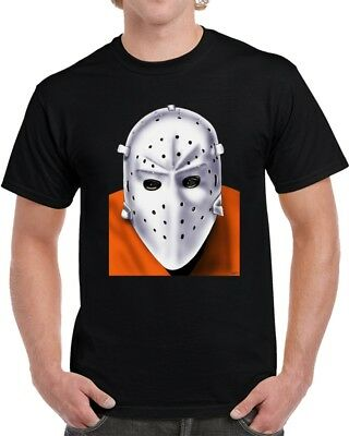 Philadelphia Flyers Goalie Mask Pelle Lindbergh Tee Shirt   Multiple -
