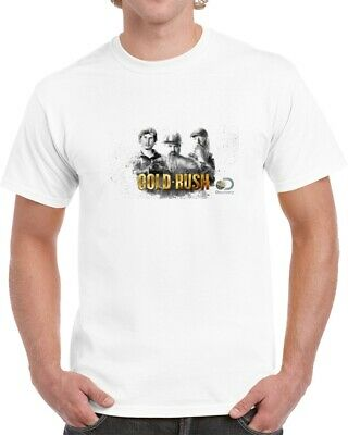 Gold Rush Tv Show Fan Prospectors Reality T Shirt
