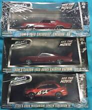 GREENLIGHT FAST AND FURIOUS DIE-CAST CARS Colyton Penrith Area Preview