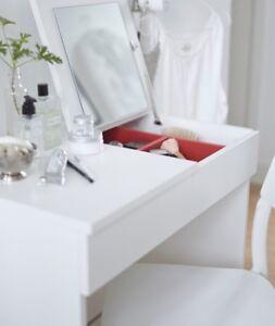 Brimnes makeup table/desk ikea