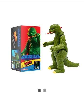 SDCC 2021 Super7 Exclusive Shogun Godzilla Reaction Figure Wave 1