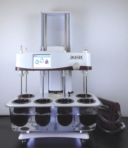 Distek 2500 Dissolution System with TCS-0500 Heater