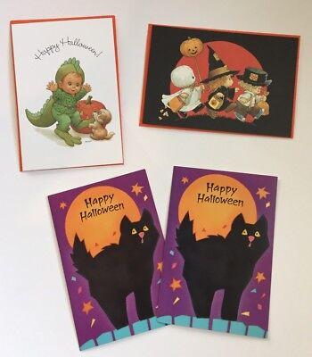 Halloween Greeting Cards Animated (Teenie Halloweenies Halloween Greeting Card by Current)