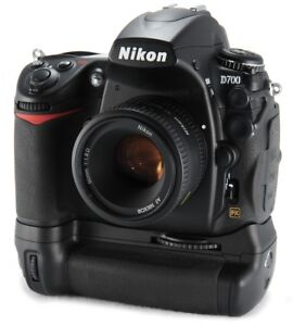 Nikon D700 with Multi Battery Pack (Body Only)