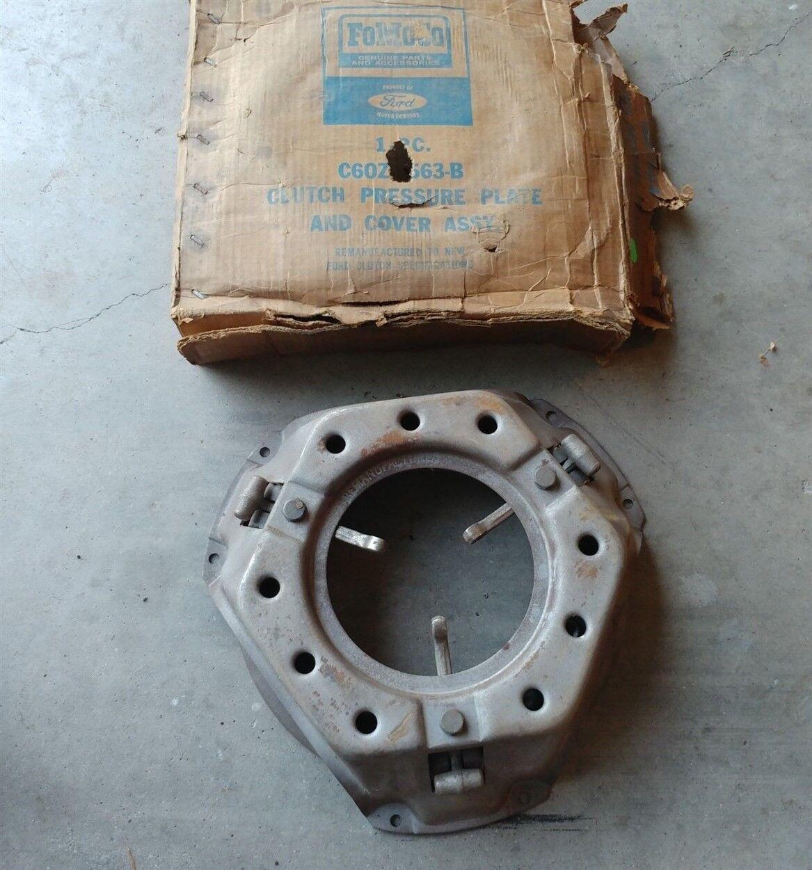 NOS OEM Ford C6OZ-7563-B 66 67 68 Fairlane Torino 390 Clutch Pressure Plate