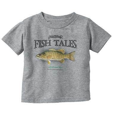 Smallmouth Bass Fish Sporting Goods Cool Graphic Fishing Infant Toddler - Smallmouth Bass Fish Fishing T-shirt
