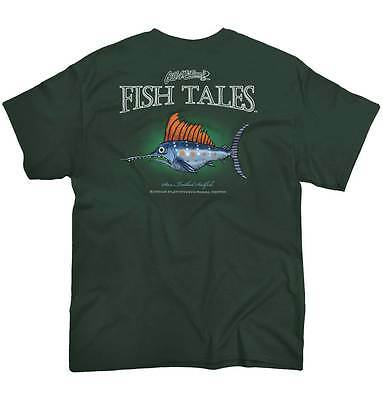 Sailfish Fish Fishing Shirt   Gill Mcfinn Cool Sporting Good T Shirt
