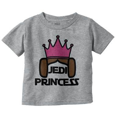 Jedi Princess Leia Star Han Solo Chewbacca War Cool Gift Cute Toddler Infant T
