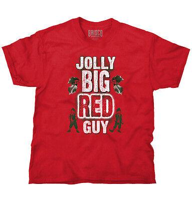 Big Christmas Gifts (Jolly Big Guy Santa Christmas Gifts Funny Shirts Gift Ideas T Shirt)