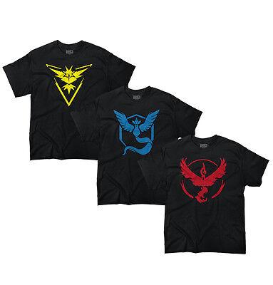 Team Valor Pokemon Shirt Go Red Moltres Pikachu Gamer Nerd Classic T Shirt - Pikachu T Shirt