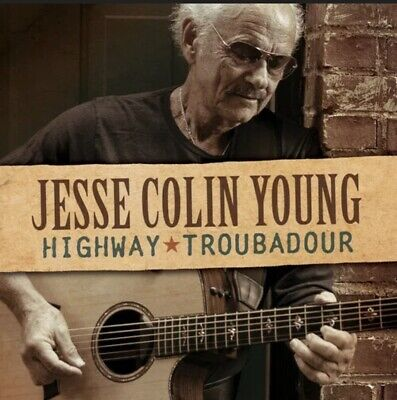 Jesse Colin Young ***Highway Troubadour **BRAND NEW FACTORY SEALED CD