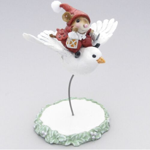Wee Forest Folk Retired Special Color Fairy Tales Aerial Elf
