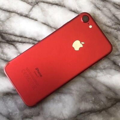 Apple iPhone 7 (PRODUCT)RED - 128GB - (Unlocked) Excellent Condition