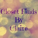 Closet Finds By Claire