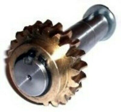 Bronze Gear For 7 X 12 Metal Bandsaw -replace Restore. Fits Most Import Saws