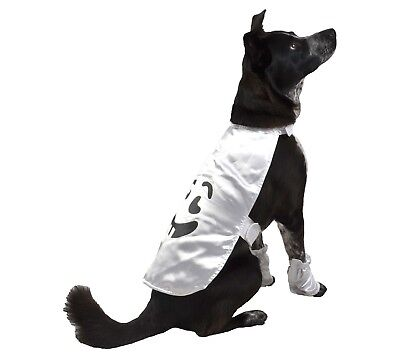New !  Ghost Cape Dog Costume Set - Hyde & Eek Boutique - Dog Ghost Costume