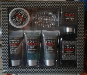 Just for men personal  care  kit brand new 8piece price firm