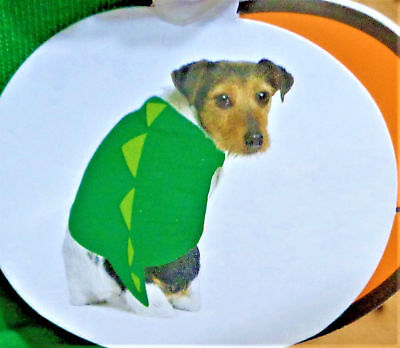 New Horizon Target Green DRAGON Dinosaur Lightweight Dog Halloween Costume SMALL](Target Dinosaur Costume)