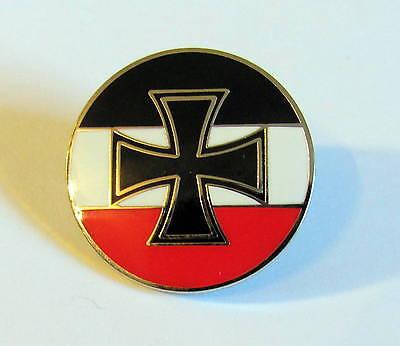 PIN Eisernes Kreuz - schwarz weiß rot ***P-321*** NEU! NEU!