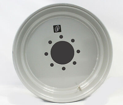 17.5 x 6.75 Conventional Trailer Wheel 8-6.5