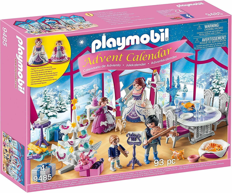PLAYMOBIL® 9485 Adventskalender Weihnachtsball im Kristallsaal - neu, ovp