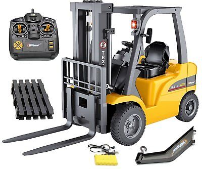 Top Race JUMBO Remote control forklift 13 Inch Tall, 8 Channel Full... for sale  Shipping to India
