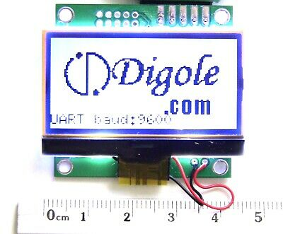 1.8 Serialuartiici2cspi 12864 Lcd Display Modulebacklight Arduino In Canad