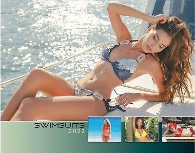 2021 & 2022 Swimsuit Bikini Models Calendar
