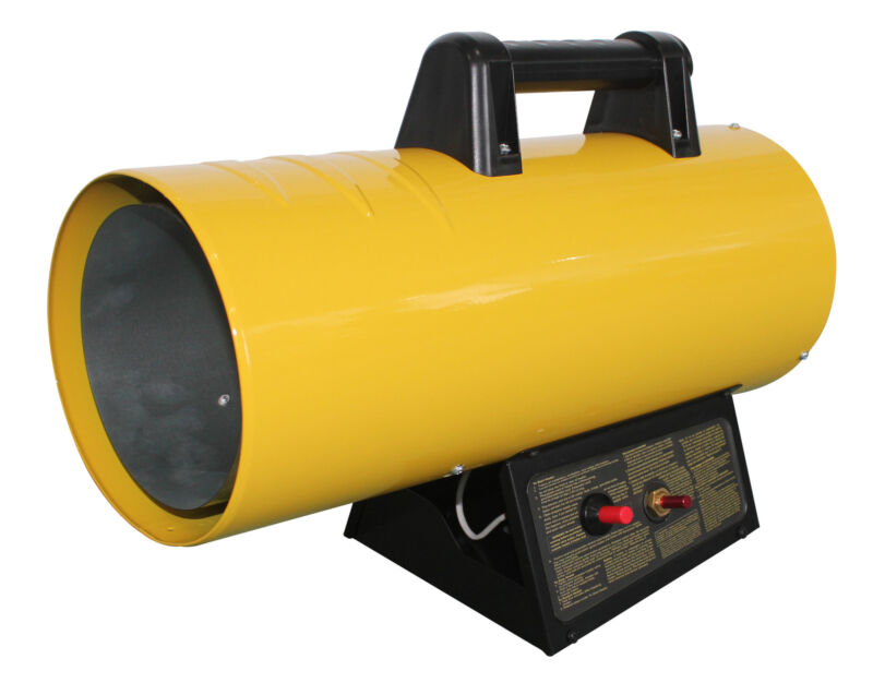 AZ Patio Heaters 40,000 BTU Propane Forced Air Utility Heater