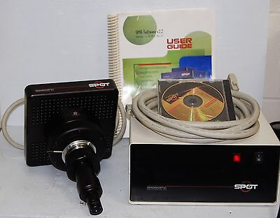 Diagnostic Instruments Spot 2 Slider Microscope Camera Model 1.4.0