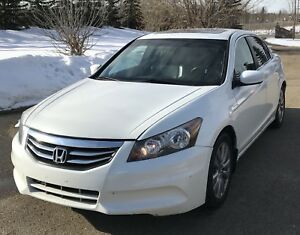 2012 white Honda Accord EXR for sale