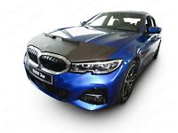 CAR HOOD BRA fit BMW 5 E34 1987-1996  NOSE FRONT END MASK TUNING
