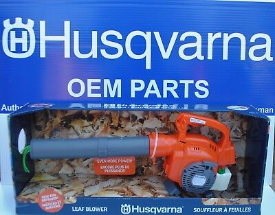 Husqvarna OEM Toy Kids Battery Operated leaf blower