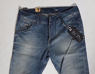 G-star Raw Women Jeans 27 W x 30 Arc 3D Loose Tapered Brand New with Tags