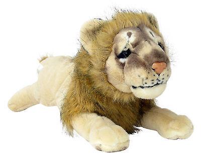 Wagner 2061 - Plüschtier Plüsch Löwe Baby 62 cm Plüschlöwe Stofflöwe Löwen groß ()