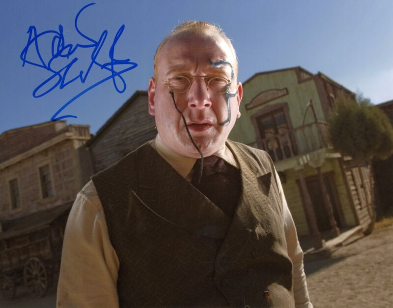 "Adrian Scarborough ""Doctor Who"" AUTOGRAPH Signed 8x10 Photo ACOA"