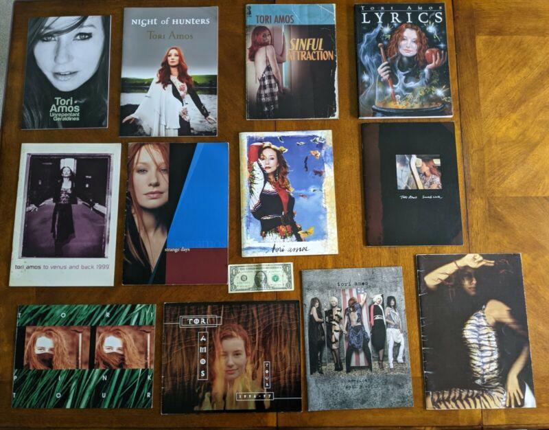 Tori Amos Album/Concert Books