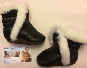 Brand NEW 0-6 month Winter Booties