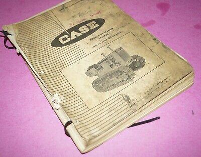 Case 310f Dozer Tractor Oem Parts Catalog Manual