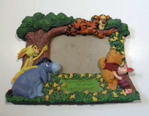 Disney Winnie The Pooh & Friends Picture Frame, New Condition
