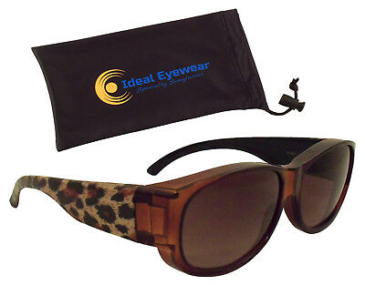 Womens Fit Over Sunglasses Designer Fashion Ladies Wear Over Cute Cover Glasses