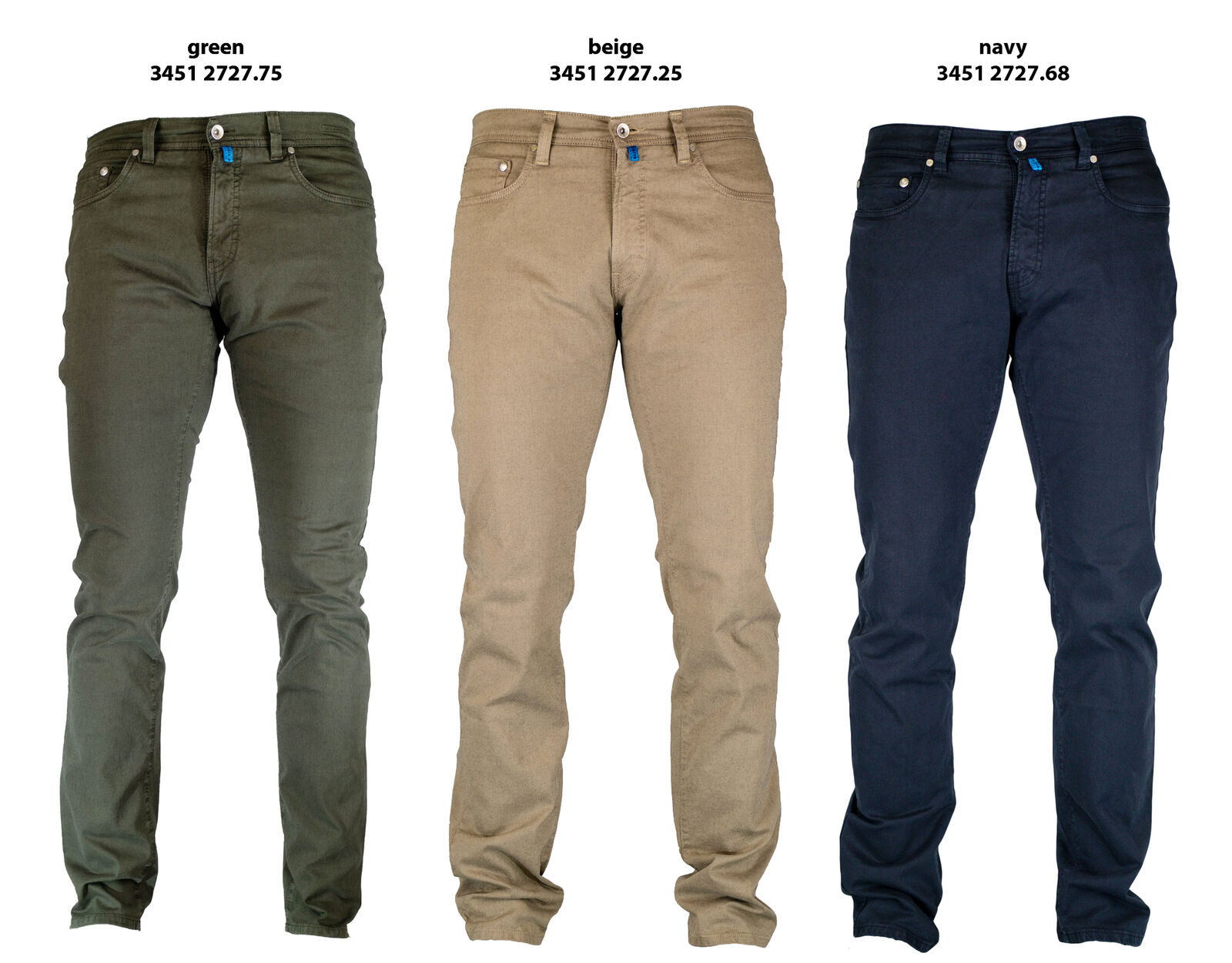 Pierre Cardin Futureflex Strech Chino Lyon Pantalones Para Hombre Creeo Com Br