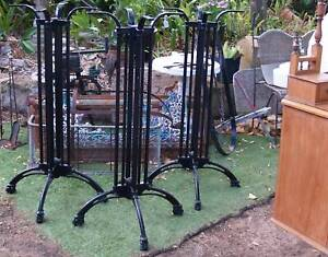 Standing party table / pub table frames $95 each, and other items Martin Gosnells Area Preview