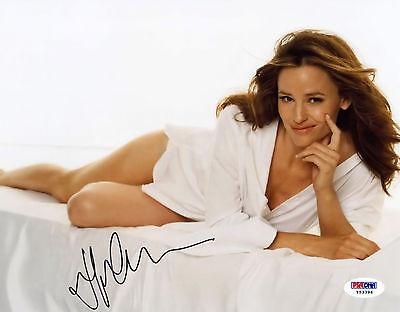 Jennifer Garner Signed Psa Dna Coa Sexy 8X10 Photo Auto Autographed Psa Pose 5