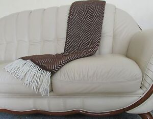 woll plaid englische wolldecke tagesdecke aus wolle decke. Black Bedroom Furniture Sets. Home Design Ideas